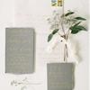 Slate Gray Wedding Inspiration