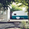 The Ultimate Backyard Guest Retreat, Sixties Camper Edition