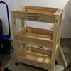 Meet Cratelley – Eco friendly wine crate trolley