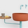 Tile Sashi Bathroom Furnishings by Rui Pereira & Ryosuke Fukusada