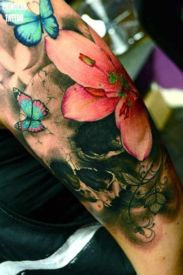 Maybe to add to my arm but more upper arm/off the shoulder.