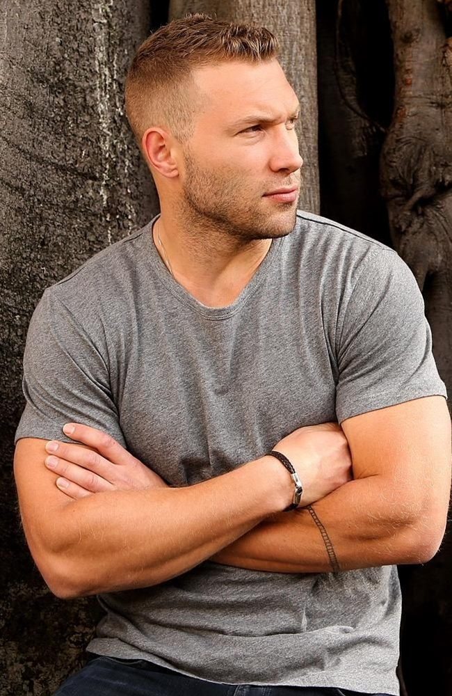 Jai Courtney. Picture: Chris Pavlich