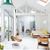 The Power of Pastels: A Color-Blocked Family Loft in France