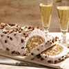 Gingerbread Buche de Noel From 'Baking Chez Moi'