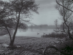 Castle Ashby lake sq by John Whitham  (voigtf64.tumblr.com)