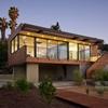 StrikingModernAddition Bringing Light and LA Views Inside