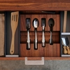 Elegant and Highly Functional Drawer Accessories for Modern Kitchens