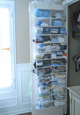 great idea when you have a small closet!