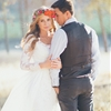 Paso Robles Wedding with Mom's Wedding Gown