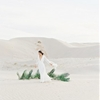 Minimalist Sand Dunes Wedding Inspiration