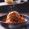 Juicy and Tender Italian-American Meatballs in Red Sauce