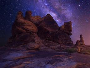 Milky Way by Tarik AlTurki