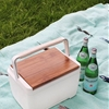 A Basic Cooler Gets a Modern DIY Upgrade — Almost Makes Perfect