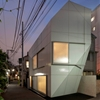 Glass-coated Tokyo house by Wiel Arets looks like it's been shrink wrapped