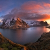 Good Morning, Lofoten by Yan L