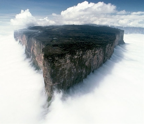 tepui, mount roraima - must go here