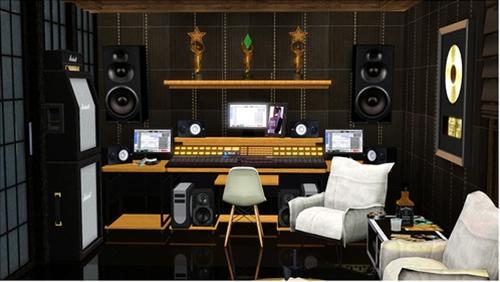 Home recording studio layout joy studio design gallery for Small recording studio plans