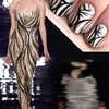 MANICURE MUSE: Reem Acra Fall '14 Close out 2014 with a BANG— full tutorial up now on MLF. Happy New Years my little ladyfingers!!