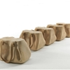 Perfectly Balancing A Fresh Concept With Versatility: Mondana Bag Stool