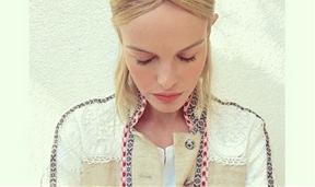How to DIY Kate Bosworth's Coachella Braid