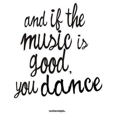 Dance...dance...dance