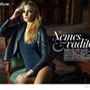 Eniko Mihalik Gets Glam for InStyle Hungary by Krisztián Éder