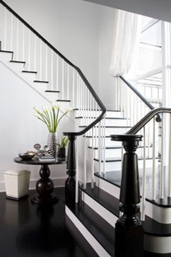 staircases and banisters traditional