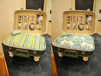 Cool pet beds.