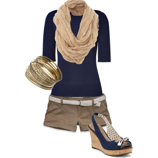 Classroom Casual, created by barbieprincess92.polyvore.com