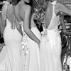 10 Go-To Designers for Backless Wedding Dresses (Plus Tips on How To Wear Them)
