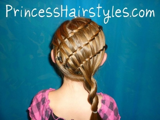 Kid hair style blogs!