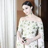 Fan Bingbing wearing Ralph&Russo and Chopard in Cannes. 范冰冰工作室
