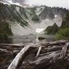 Her BreathSnow Lake, Mt. Rainier, August 2014 by Frances...
