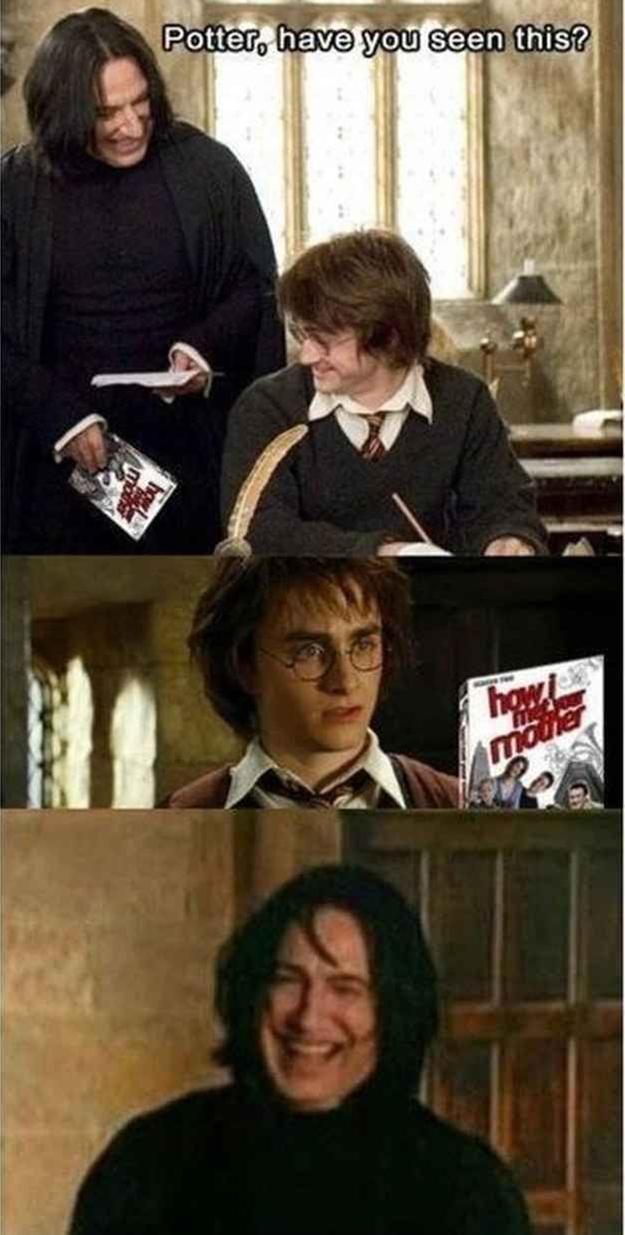 Harry Potter Joke Even Muggles Will Appreciate