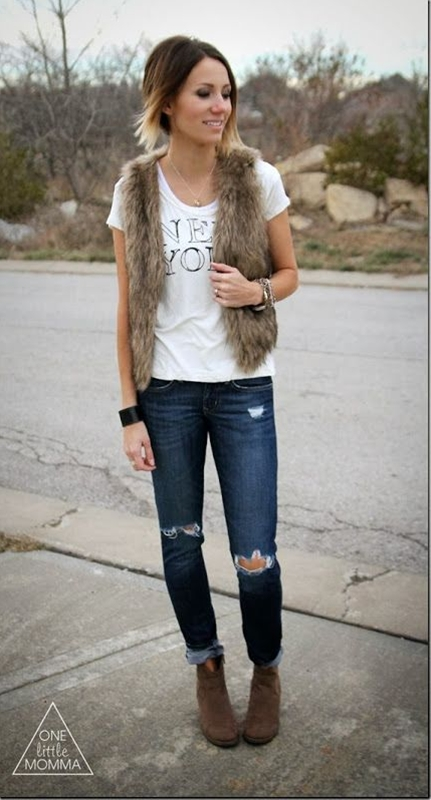 Tee: Old Navy 