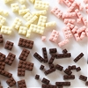Akihiro Mizuuchi makes Lego bricks from chocolate