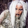 Rihanna Goes Futuristic, Rocks Grey Hair in Tush Fashion Shoot