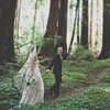Woodland Wedding in the Big Sur Redwoods