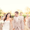 Beautiful Bloom-Filled Winery Wedding