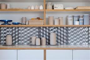 Heath Ceramics Launches Mural, A Multidimensional Pattern