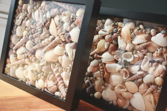 60 Shell/Beach Crafts