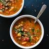 Spiced Vegan Lentil Soup