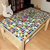 """Clown puke"" Lack coffee table"
