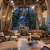 Multi-Million Dollar Lakeshore Property Infused with Nautical Vibrancy