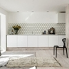 The Instant Backsplash: Stain-Resistant Wallpaper from the Netherlands