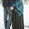 Vail Snowy Mountain Engagement
