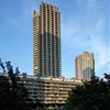 Brutalist buildings: Barbican Estate by Chamberlin, Powell and Bon