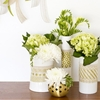 Decorate a Vase With Custom Printed Fabric