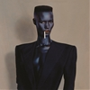 Grace Jones by Jean-Paul Goude / Nightclubbing / 1981