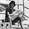 Lauren Hutton, 1970.